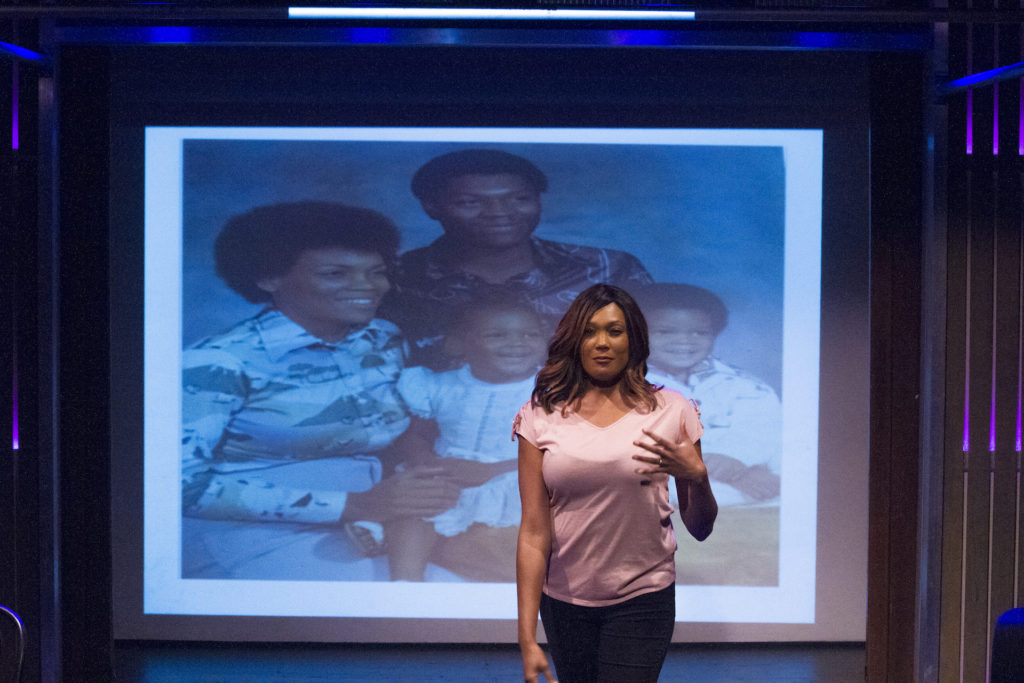 Talking Family in Unapologetically Black